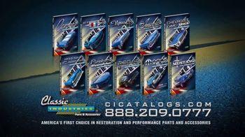 Classic Industries TV Spot,  'Parts for Camaro, Firebird and Nova' - Thumbnail 8