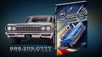 Classic Industries TV Spot,  'Parts for Camaro, Firebird and Nova' - Thumbnail 3