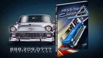 Classic Industries TV Spot,  'Parts for Camaro, Firebird and Nova' - Thumbnail 4