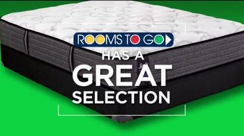 Rooms to Go TV Spot, 'Need a New Mattress?' - Thumbnail 2