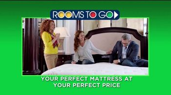 Rooms to Go TV Spot, 'Need a New Mattress?' - Thumbnail 9