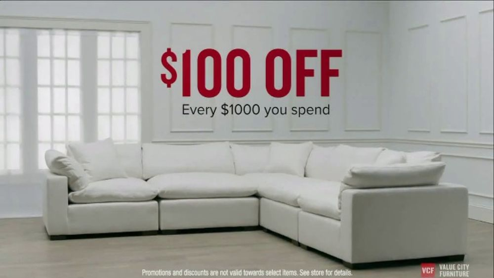 Value City Furniture Clearance Event TV Commercial, 'Special Financing'