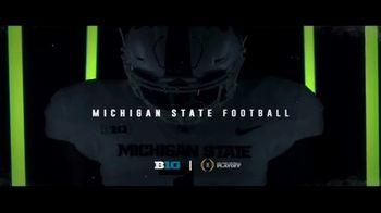Michigan State University TV Spot, '2018 Spartan Football Lineup' - Thumbnail 6