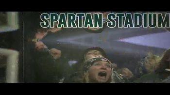 Michigan State University TV Spot, '2018 Spartan Football Lineup' - Thumbnail 5