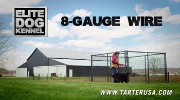 Tarter Elite Dog Kennel TV Spot, 'Take a Quick Look'