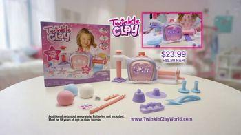 Twinkle Clay Princess Studio TV Spot, 'Sparkle Sparkle' - Thumbnail 10