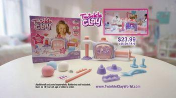 Twinkle Clay Princess Studio TV Spot, 'Sparkle Sparkle' - Thumbnail 8
