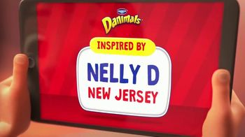 Danimals TV Spot, 'Build Your Bongo Adventure: Nelly'