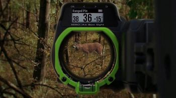 Garmin Xero Bow Sight TV Spot, 'Leave the Guesswork Behind'