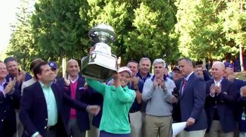 Rolex TV Spot, 'Driven by Instinct' Featuring Brooke Henderson - 64 commercial airings