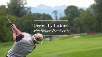 Rolex TV Spot, 'Driven by Instinct' Featuring Brooke Henderson - Thumbnail 2