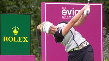 Rolex TV Spot, 'Driven by Instinct' Featuring Brooke Henderson - Thumbnail 3