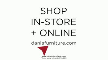 Dania TV Spot, 'Everything for Your Living Room' - Thumbnail 6