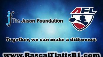 The Jason Foundation TV Spot, 'B1 Project' Featuring Rascal Flatts - Thumbnail 9