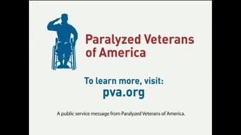 Paralyzed Veterans of America TV Spot, 'Spring PSA' - Thumbnail 10