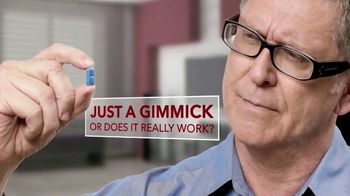 ExtenZe TV Spot, 'Just a Gimmick?'