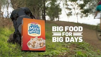 Frosted Mini-Wheats TV Spot, 'Built for Big Days: Spoon' - Thumbnail 10