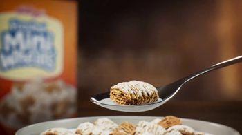 Frosted Mini-Wheats TV Spot, 'Built for Big Days: Spoon'