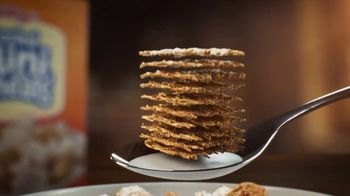 Frosted Mini-Wheats TV Spot, 'Built for Big Days: Spoon' - Thumbnail 3
