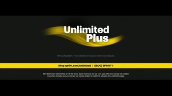 Sprint Unlimited Plus Plan TV Spot, 'Rooftop' - Thumbnail 9