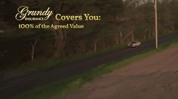 Grundy Insurance TV Spot, 'As Much as You Do' - Thumbnail 5
