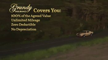 Grundy Insurance TV Spot, 'As Much as You Do' - Thumbnail 6