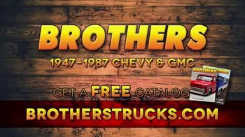 Brothers Truck TV Spot, 'No. 1 Source for Classic Chevy & GMC Truck Parts' - Thumbnail 9