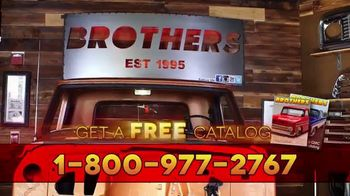 Brothers Truck TV Spot, 'No. 1 Source for Classic Chevy & GMC Truck Parts' - Thumbnail 7