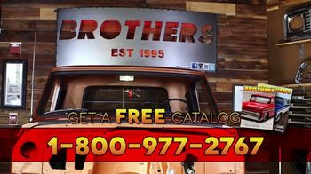 Brothers Truck TV Spot, 'No. 1 Source for Classic Chevy & GMC Truck Parts' - Thumbnail 8
