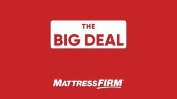 Mattress Firm The Big Deal TV Spot, 'Save on the Best Brands' - Thumbnail 1