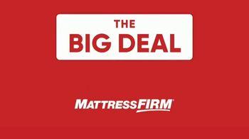 Mattress Firm The Big Deal TV Spot, 'Save on the Best Brands' - Thumbnail 9