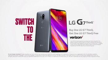 LG G7 ThinQ Mobile TV Spot, 'Do My Own Thing' - Thumbnail 10