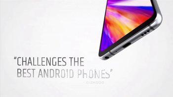 LG G7 ThinQ Mobile TV Spot, 'Do My Own Thing' - Thumbnail 3