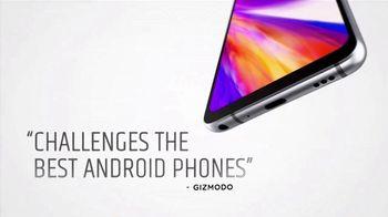 LG G7 ThinQ Mobile TV Spot, 'Do My Own Thing' - Thumbnail 4
