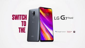 LG G7 ThinQ Mobile TV Spot, 'Do My Own Thing' - Thumbnail 9
