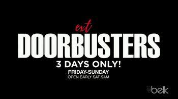 Belk Black Friday in July TV Spot, 'Extra Doorbusters' - Thumbnail 3