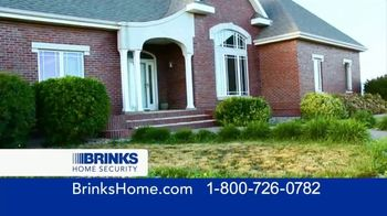 Brinks Home Security System TV Spot, 'Protect Your Home and Family' - Thumbnail 1