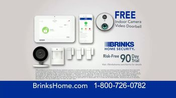 Brinks Home Security System TV Spot, 'Protect Your Home and Family' - Thumbnail 10