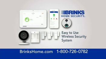Brinks Home Security System TV Spot, 'Protect Your Home and Family' - Thumbnail 2