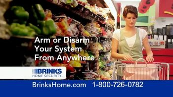 Brinks Home Security System TV Spot, 'Protect Your Home and Family'