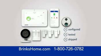 Brinks Home Security System TV Spot, 'Protect Your Home and Family' - Thumbnail 4
