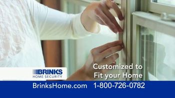 Brinks Home Security System TV Spot, 'Protect Your Home and Family' - Thumbnail 5