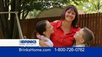 Brinks Home Security System TV Spot, 'Protect Your Home and Family' - Thumbnail 7