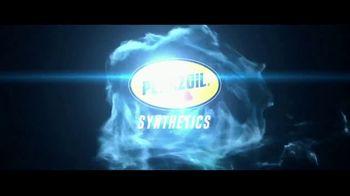Pennzoil Synthetics TV Spot, 'NASCAR Driver Joey Logano Trusts Pennzoil' - Thumbnail 10