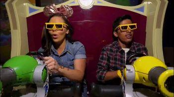 Walt Disney World TV Spot, 'Disney Channel: Best Minute Ever' - Thumbnail 5