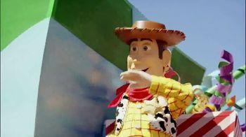 Walt Disney World TV Spot, 'Disney Channel: Best Minute Ever' - Thumbnail 6