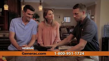 Generac Automatic Home Standby Generator TV Spot, 'Control Your Power'
