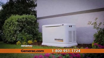 Generac Automatic Home Standby Generator TV Spot, 'Control Your Power' - Thumbnail 5