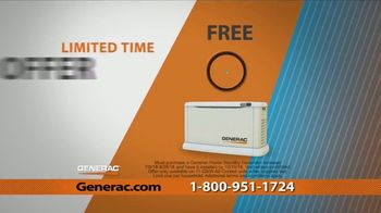 Generac Automatic Home Standby Generator TV Spot, 'Control Your Power' - Thumbnail 6