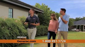 Generac Automatic Home Standby Generator TV Spot, 'Control Your Power' - Thumbnail 8